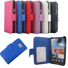 Click to view larger image and other views    Have one to sell? Sell it yourself  New Flip Card Wallet PU Leather Case TPU Cover For Samsung Galaxy S2 II i9100  Best item ever seen, with very good price! Recommend!