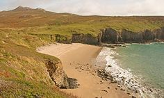 Porthmelgan on the Pembrokeshire coast