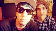 Lucas lira e Christian