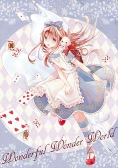 Alice & Peter White - Heart no Kuni no Alice
