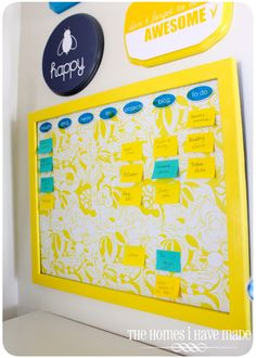 Weekly Organizing Printables
