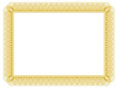 Gold border google search fairy tales pinterest gold certificate border vector google search yadclub Choice Image