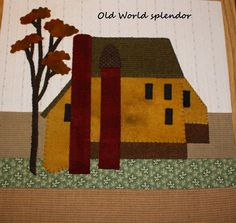 So Many Quilts, So Little Time!: It's a Barn Raising!