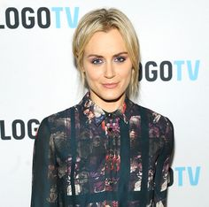 "Luscious is the New Black -- Makeup artist Tina Turnbow styled Taylor Schilling with stunning purple shadows for the NYC premiere of her documentary, ""The T Word"", and balanced her eye-popping hues with Vu's Lip Lustre Lip Gloss in Luscious. ""It looks like your lip color, only better,"" said Turnbow. http://www.usmagazine.com/celebrity-beauty/news/taylor-schillings-purple-eye-makeup-at-the-t-word-premiere-tips-from-makeup-artist-20142010"
