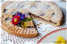 The Kitchen Lioness: First Day of Spring and a Slice of Linzer Torte