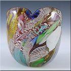 Murano Zanfirico Glass