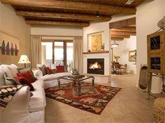 Santa fe style homes in arizona