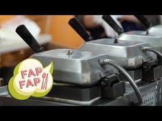 ▶ Korean Subway Waffles - YouTube