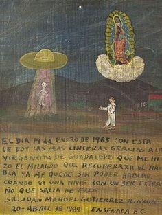 exvotos raros e increibles - Foros México