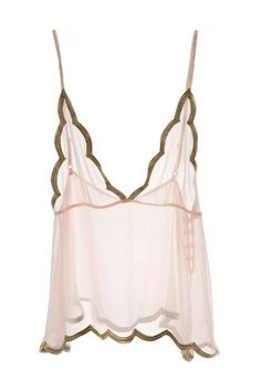 Ell & Cee : SUNRISE LUXE GOLD CAMISOLE | Sumally