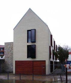 Giebelhaus modern
