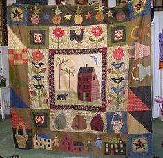 Jan Patek Quilts: December 2010