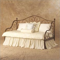 daybed cover decor | ... Daybed - Metal Daybed - Comforter Sets - Duvet Covers - Sheets