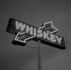 """""""Oh, show me the way to the next whiskey bar. Oh, don't ask why, oh, don't ask why."""""""