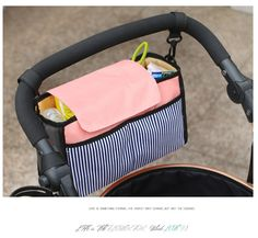 Baby diaper Bag General Stroller Organizer Bag For Wheelchairs Stroller Baby Pram Buggy Bags Carriage Bag For Mon