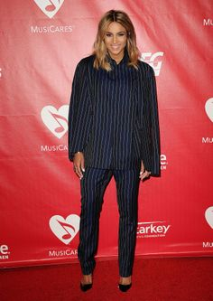 Ciara at the 2014 MusiCares Person of the Year event.