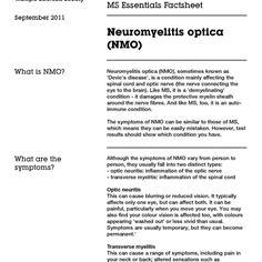 71 Best Neuromyelitis Optica Devic's Disease/Multiple Sclerosis