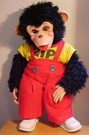 One of my childhood toys Zippy & Tippy