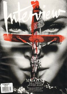 cover design | Interview Magazine by Fabien Baron