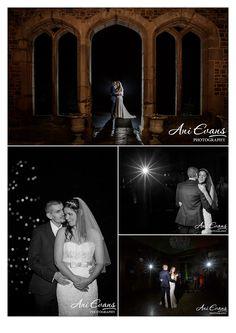 Fawsley Hall Christmas Wedding Photography