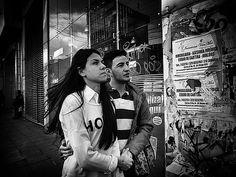 Street Couple  by Daniel Gomez