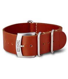 Bremont Nato Strap Hambleden Brown 22mm Regular #add-content #brand-watch-straps #classic #delivery-timescale-1-2-weeks #material-leather #official-stockist-for-bremont #packaging-bremont #subcat-bremont-straps-22mm #supplier-model-no-br-163-2110
