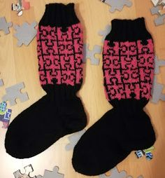 Socks, Winter, Fashion, Winter Time, Moda, Fashion Styles, Sock, Stockings, Fashion Illustrations