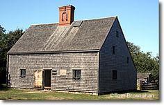 Oldest House, Nantucket MA         ****