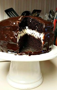 Ding Dong Cake – Recipes For Divine Living