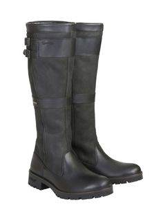 Dubarry Longford Knee-High Leather Boot