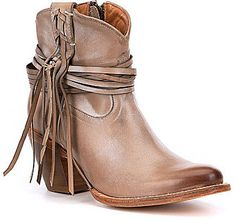 Lucchese Robyn Western Booties #boots #affiliate