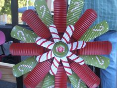 spring crafts tin cans - Google Search