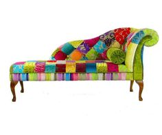 Colorful and fresh patchwork home furniture (13)