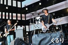 くるり | ROCK IN JAPAN FESTIVAL 2015| クイックレポート | RO69(アールオーロック) - ロッキング・オンの音楽情報サイト