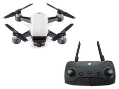DJI Spark Portable Mini Drone – Cheapest Drone From DJI If you have ever wanted to buy a DJI drone, but they are too expensive for your wallet, then you will be pleasantly surprised to hear that the new DJI Spark Portable Mini Drone is the cheapest drone from DJI right now and it costs...