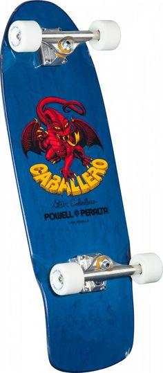 Powell Peralta Steve Caballero Dragon Blue Bones Brigade Complete Skateboard
