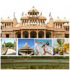 Gujarat, where culture echoes, tradition speaks, beauty enthrals and diversity delights. Don't miss a chance to enjoy its major cities Ahmedabad , Vadodara , Somnath , Palitana , Kutch , Junagarh , Daman & Diu , Bhavnagar , Gandhinagar , Mahesana , Navsari and more. Visit bit.ly/1A1DDxc.