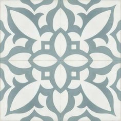 Moroccan Encaustic Cement Pattern