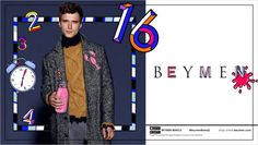 Clement Chabernaud Stars in Beymen Fall Winter 2016.17 Campaign