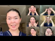 САМОМАССАЖ лица и шеи. Подробное видео! - YouTube Face Yoga Method, Face Massage, Beautiful Figure, Acupressure, Health Coach, Beauty Hacks, Beauty Tips, Chakra, Hair Beauty