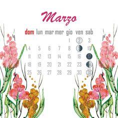 Calendario Lunare Marzo.8 Best Calendario Lunare Ottobre 2018 Images 2019 Calendar