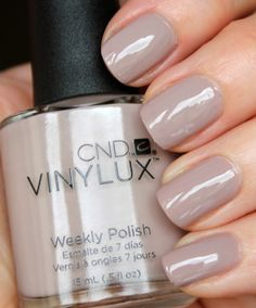 NAILTASTIC: CND Vinylux Field Fox