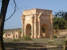 Arch of Septismius Servus