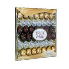 Ferrero Collection Holiday Gift Fine Assorted Confections 42 Count