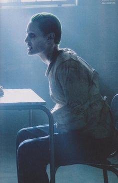 Jared Leto's Joker, Suicide Squad