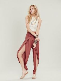 Heidi Pant from #FreePeople.  Try them on and buy them from our free app, Cymplifi.  Also available at www.cymplifi.com