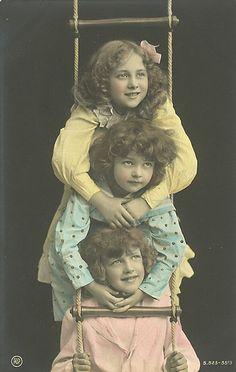 Public Domain - Vintage Postcard Images by takeabreak, via Flickr
