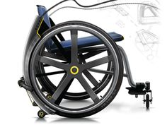 #Wow Wheelchair render for a school project (more than a year ago). All vectors