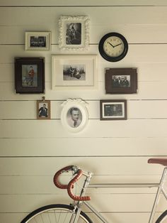 Loving the new vintage-style picture frames from IKEA