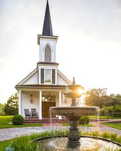 Have you wondered what a wedding would look like at our property? Check out our gallery of past weddings to start imagining your dream day at Big Cedar Lodge. Country Church Weddings, Old Country Churches, Old Churches, Lodge Wedding, Chapel Wedding, Sorority Canvas, Sorority Paddles, Sorority Crafts, Sorority Recruitment